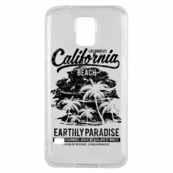 Чохол для Samsung S5 California Beach