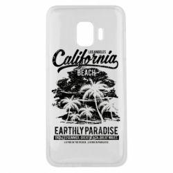 Чохол для Samsung J2 Core California Beach