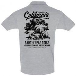 Футболка Поло California Beach