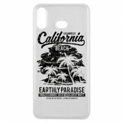 Чохол для Samsung A6s California Beach