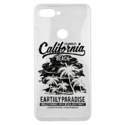 Чохол для Xiaomi Mi8 Lite California Beach