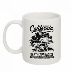Кружка 320ml California Beach
