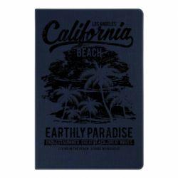 Блокнот А5 California Beach
