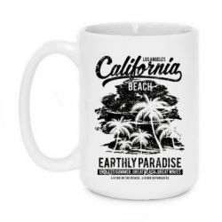 Кружка 420ml California Beach
