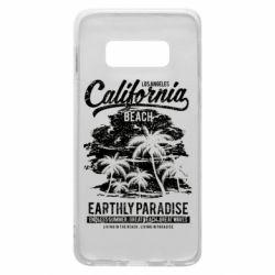 Чохол для Samsung S10e California Beach