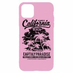 Чохол для iPhone 11 Pro California Beach