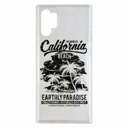 Чохол для Samsung Note 10 Plus California Beach