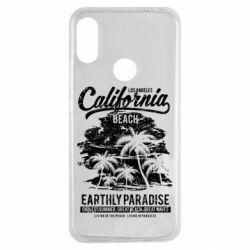 Чохол для Xiaomi Redmi Note 7 California Beach