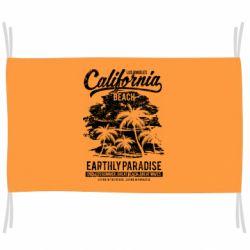 Прапор California Beach