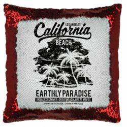 Подушка-хамелеон California Beach