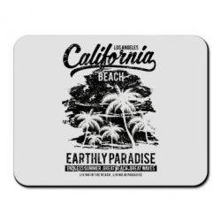 Килимок для миші California Beach