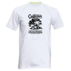 Чоловіча спортивна футболка California Beach