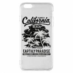 Чохол для iPhone 6 Plus/6S Plus California Beach
