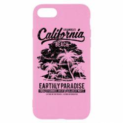 Чохол для iPhone 8 California Beach