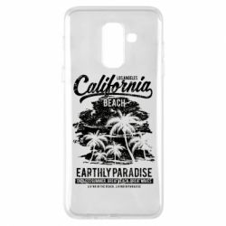 Чохол для Samsung A6+ 2018 California Beach