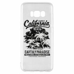 Чохол для Samsung S8 California Beach