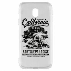 Чохол для Samsung J3 2017 California Beach