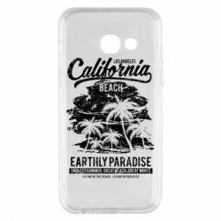 Чохол для Samsung A3 2017 California Beach