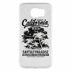 Чохол для Samsung S6 California Beach