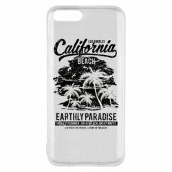 Чохол для Xiaomi Mi6 California Beach