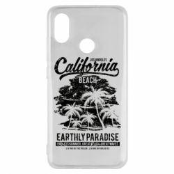 Чохол для Xiaomi Mi8 California Beach