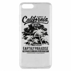 Чохол для Xiaomi Mi Note 3 California Beach