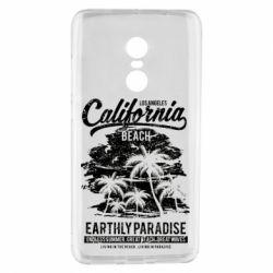 Чохол для Xiaomi Redmi Note 4 California Beach