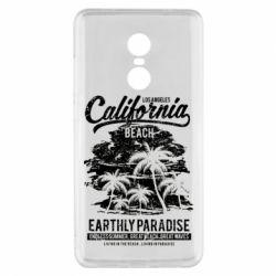 Чохол для Xiaomi Redmi Note 4x California Beach