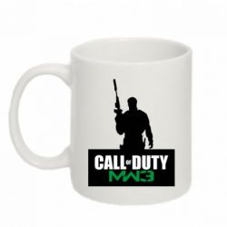 Кружка 320ml Call Of Duty 3 Modern Warfare - FatLine