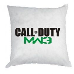 Подушка Call Of Duty 3 MW - FatLine
