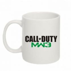 Кружка 320ml Call Of Duty 3 MW - FatLine