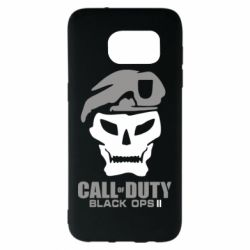 Чехол для Samsung S7 EDGE Call of Duty Black Ops 2