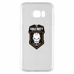 Чохол для Samsung S7 EDGE Call of Duty Black Ops 2