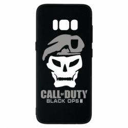 Чехол для Samsung S8 Call of Duty Black Ops 2