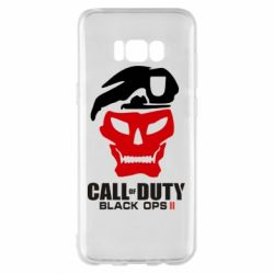 Чехол для Samsung S8+ Call of Duty Black Ops 2