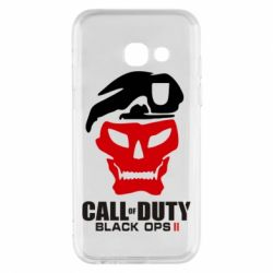 Чехол для Samsung A3 2017 Call of Duty Black Ops 2