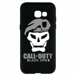 Чехол для Samsung A5 2017 Call of Duty Black Ops 2