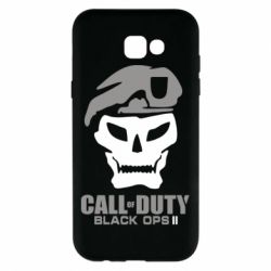 Чехол для Samsung A7 2017 Call of Duty Black Ops 2