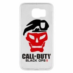 Чехол для Samsung S6 Call of Duty Black Ops 2