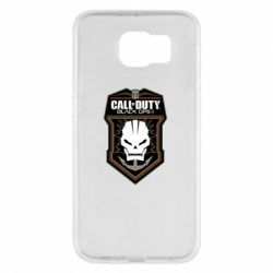 Чохол для Samsung S6 Call of Duty Black Ops 2