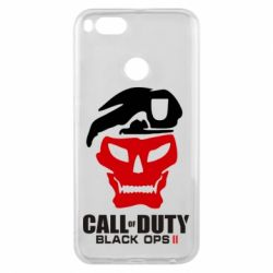 Чехол для Xiaomi Mi A1 Call of Duty Black Ops 2
