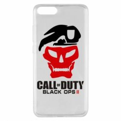 Чехол для Xiaomi Mi Note 3 Call of Duty Black Ops 2