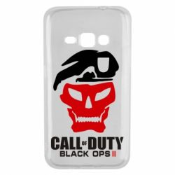 Чехол для Samsung J1 2016 Call of Duty Black Ops 2
