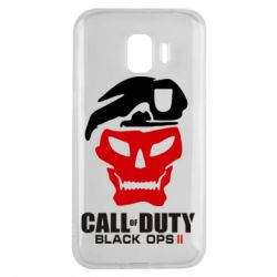 Чехол для Samsung J2 2018 Call of Duty Black Ops 2
