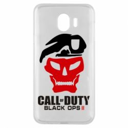 Чехол для Samsung J4 Call of Duty Black Ops 2