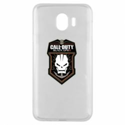 Чохол для Samsung J4 Call of Duty Black Ops 2