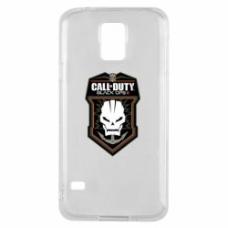 Чохол для Samsung S5 Call of Duty Black Ops 2