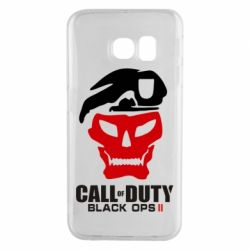 Чехол для Samsung S6 EDGE Call of Duty Black Ops 2