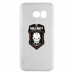 Чохол для Samsung S6 EDGE Call of Duty Black Ops 2