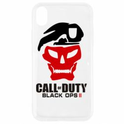 Чехол для iPhone XR Call of Duty Black Ops 2